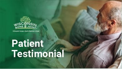 Patient Testimonial 6