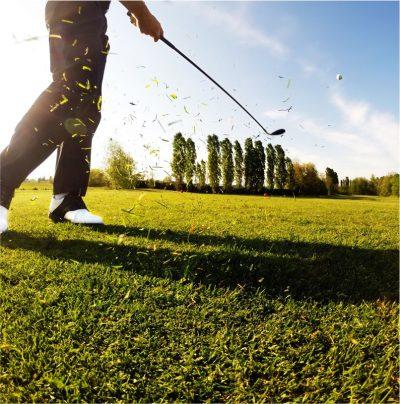 Golf Injury Image